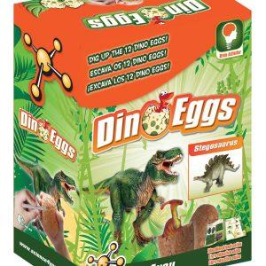 Dino Eggs Stegosaurus