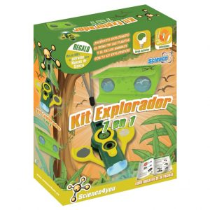Kit explorador 7 en 1
