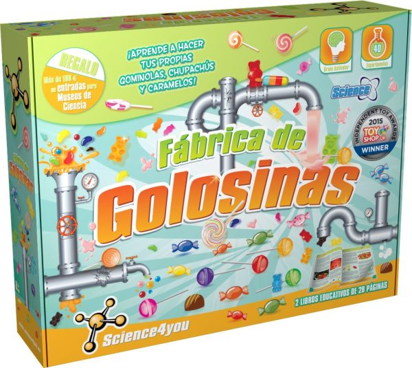Fábrica de Golosinas