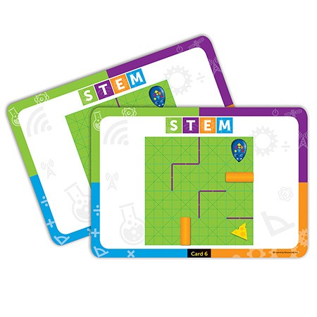 Robot mouse Coding Activity set